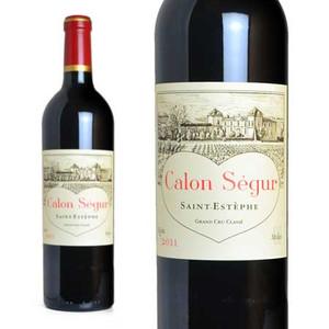 シャトー・カロン・セギュール 2011年 メドック公式格付第3級 AOCサンテステフ 750ml (フランス ボルドー 赤ワイン)