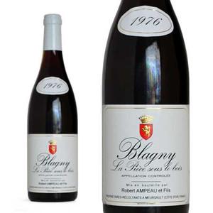 ブラニー プルミエ・クリュ ラ・ピエス・スー・ル・ボワ 1976年 ドメーヌ・ロベール・アンポー 750ml (フランス ブルゴーニュ 赤ワイン)