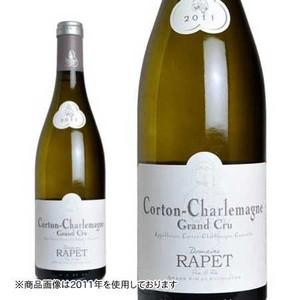 コルトン・シャルルマーニュ グラン・クリュ 2013年 ドメーヌ ラペ・ペール・エ・フィス 750ml (フランス ブルゴーニュ 白ワイン)