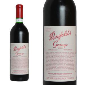 ペンフォールド グランジ 1990年 (赤ワイン・オーストラリア)