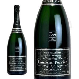 シャンパーニュ ローラン・ペリエ ブリュット ミレジム1999年 マグナムボトル (フランス・シャンパン)