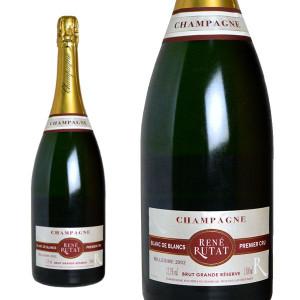 シャンパーニュ ルネ・リュタ プルミエ・クリュ グラン・レゼルヴ ミレジム2002年 マグナムサイズ (フランス・シャンパン)