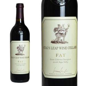 スタッグスリープ・ワインセラーズ フェイ カベルネ・ソーヴィニヨン 2006年 750ml (アメリカ カリフォルニア 赤ワイン)