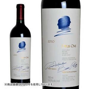 オーパス・ワン 2011年 (アメリカ・赤ワイン)