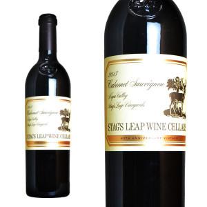 スタッグスリープ ワイン セラーズ S.L.V カベルネ ソーヴィニヨン 2013 40周年記念ボトル (ワインメーカー ニッキ プリュス) 正規 アメリカ合衆国 カリフォルニア ナパ ヴァレー 赤ワイン ワイン 辛口 フルボディ 750ml 14.5%