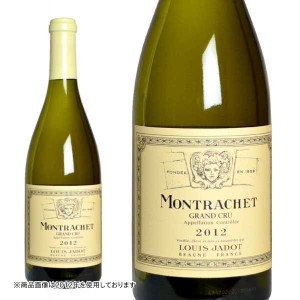 モンラッシェ グラン・クリュ 2014年 ルイ・ジャド 750ml (ブルゴーニュ 白ワイン)