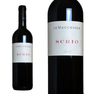 スクリオ 2012年 レ・マッキオーレ 750ml (イタリア 赤ワイン)