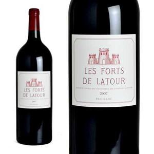 レ・フォール・ド・ラトゥール 2007年 シャトー・ラトゥール セカンドラベル マグナムボトル 1500ml (フランス ボルドー 赤ワイン)