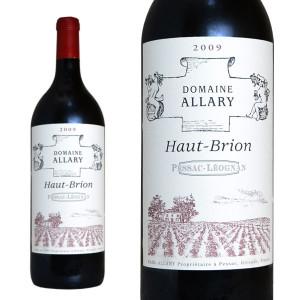 ドメーヌ・アラリー・オー・ブリオン 2009年 マグナムボトル 1500ml (フランス ボルドー ペサック・レオニャン 赤ワイン)