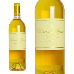 シャトー・ディケム 2006年 ソーテルヌ格付特別第1級 AOCソーテルヌ (白ワイン・フランス / ボルドー)