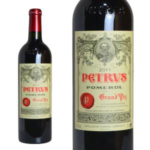 シャトー・ペトリュス 2011年 AOCポムロル (赤ワイン・フランス)