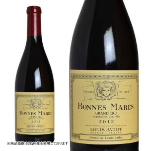 ボンヌ・マール グラン・クリュ 2013年 ドメーヌ・ルイ・ジャド 750ml (ブルゴーニュ 赤ワイン)