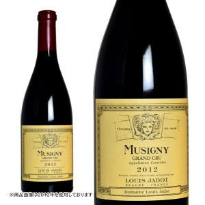 ミュジニー グラン・クリュ 2013年 ドメーヌ・ルイ・ジャド 750ml (ブルゴーニュ 赤ワイン)
