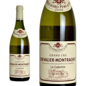 シュヴァリエ・モンラッシェ グラン・クリュ ラ・カボット 2006年 ドメーヌ・ブシャール・ペール・エ・フィス (フランス・白ワイン)
