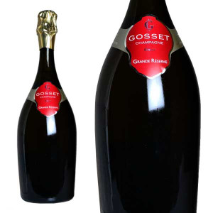 シャンパン ゴッセ グラン・レゼルヴ ブリュット マグナムサイズ 1500ml 正規 (フランス シャンパーニュ 白)