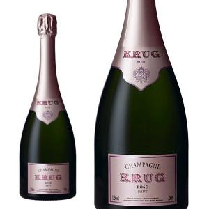 クリュッグ ロゼ 正規 箱なし 750ml シャンパン シャンパーニュ セレブ御用達!あの!マドンナも愛飲する高級ロゼ シャンパーニュ