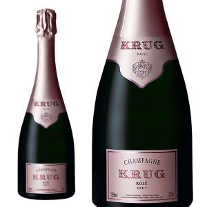 シャンパーニュ クリュッグ ロゼ ブリュット ハーフサイズ 正規輸入代理店品 (フランス シャンパン)