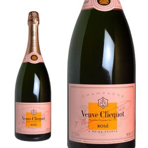 シャンパーニュ ヴーヴ・クリコ ロゼ ローズラベル マグナムサイズ 正規輸入代理店品 (フランス シャンパン)