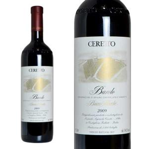 バローロ ブリッコ ロッケ 2009年 チェレット DOCGバローロ (赤ワイン・イタリア)