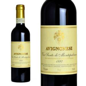 ヴィンサント・ディ・モンテプルチアーノ 1997年 アヴィニョネージ社 (デザートワイン・イタリア)