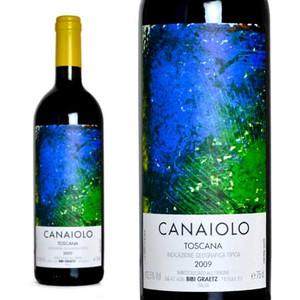 カナイオーロ 2009年 ビービー・グラーツ (赤ワイン・イタリア)