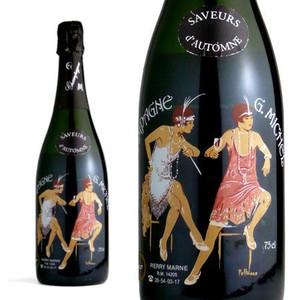 シャンパン ギィ・ミッシェル ブリュット パリ・フォリ ラ・キュヴェ・サヴール・ドトーヌ 1988年 750ml (フランス シャンパーニュ 白 箱なし)