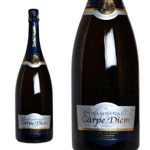 シャンパン グロンニェ カルプ・ディエム ブリュット マグナムサイズ 1500ml (フランス シャンパーニュ 白 箱なし)