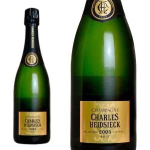 シャンパン シャルル・エドシック ブリュット ヴィンテージ 2006年 750ml (フランス シャンパーニュ 白 箱なし)