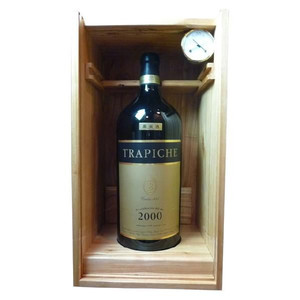 トラピチェ 1995年 2000年記念セレブレーションボトル 6000ml 木箱入り (アルゼンチン・赤ワイン)