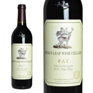 スタッグスリープ・ワインセラーズ フェイ カベルネ・ソーヴィニヨン 2010年 (アメリカ 赤ワイン)