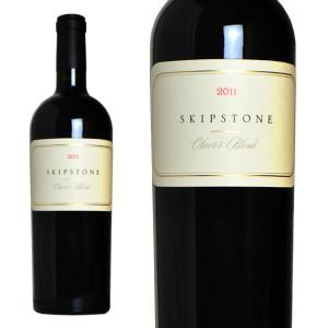スキップストーン オリヴァーズ・ブレンド 2012年 750ml (アメリカ カリフォルニア 赤ワイン)