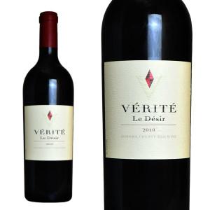ヴェリテ ル・デジール 2010年 750ml 正規 (アメリカ カリフォルニア 赤ワイン)