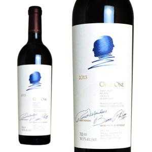 オーパスワン 2013年 750ml (カリフォルニア 赤ワイン)