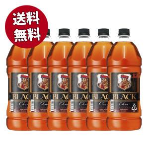 【送料無料】ブラックニッカ クリア 37% 2.7L×6本 1ケース 正規代理店品 (ブレンデッドウイスキー)