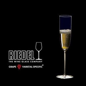 リーデル ソムリエ シャンパーニュ 4400/8 (ワイングラス)※お取り寄せ商品となりますため、お届けに1週間から2週間程度お時間をいただく場合がございます。