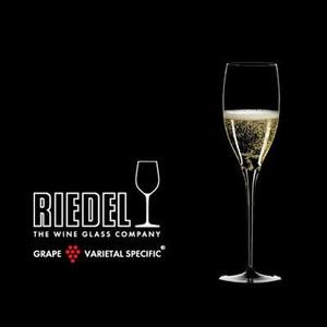 リーデル ソムリエ ブラック・タイ ヴィンテージ・シャンパーニュ 4100/28 ※お取り寄せ商品となりますため、お届けに1週間から2週間程度お時間をいただく場合がございます。(ワイングラス)