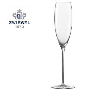 ツヴィーゼル1872 エノテカ フルートシャンパン 6脚セット ハンドメイドワイングラス※お取り寄せ商品となりますため、お届けに1週間から2週間程度お時間をいただく場合がございます。