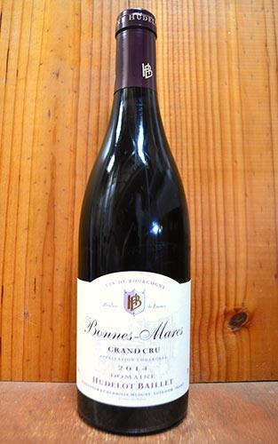 ボンヌ マール グラン クリュ 特級 2014 ドメーヌ ユドロ バイエ 正規 赤ワイン 辛口 フルボディ 750ml