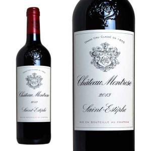 シャトー・モンローズ 2013年 メドック公式格付け第2級 750ml (フランス ボルドー サンテステフ 赤ワイン)