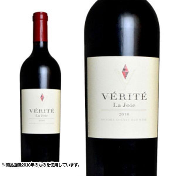 ヴェリテ ラ ジョア 2008年 ヴェリテ 超高級カリフォルニア赤ワイン 正規代理店輸入品 超重厚ボトル アメリカ 赤ワイン