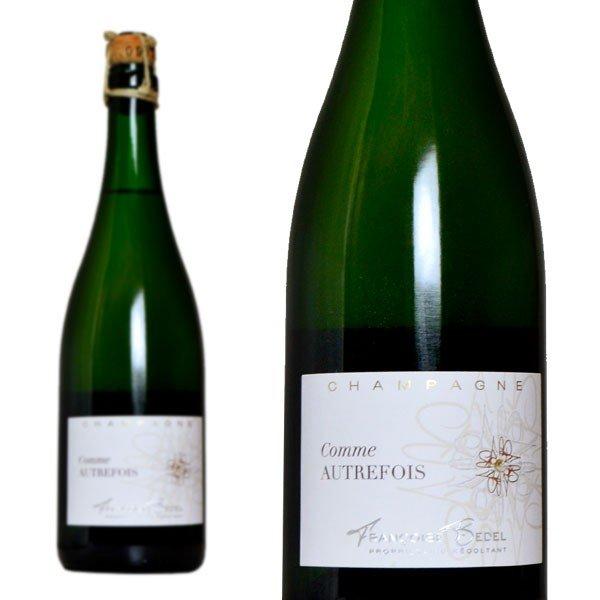 シャンパン フランソワーズ・ベデル コム・オートルフォワ ブリュット ミレジム 2004年 750ml シャンパーニュ 白 箱なし