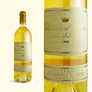 シャトー ディケム 2005年 ソーテルヌ格付特別第1級 AOCソーテルヌ (白ワイン・フランス・ボルドー)