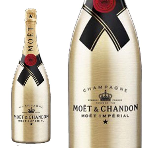 モエ・エ・シャンドン アンペリアル ゴールドボトル マグナムボトル 1500ml 正規 (フランス シャンパン 白 箱なし)