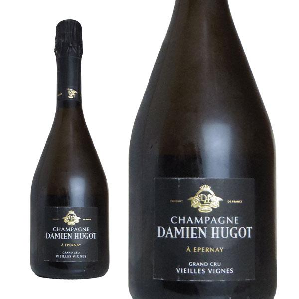 ダミアン ウーゴ シャンパーニュ グラン クリュ ヴィエイユ ヴィーニュ ブラン ド ブラン エクストラ ブリュット 2012年 750ml フランス シャンパン