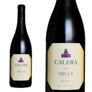 カレラ ミルズ ヴィンヤード マウント ハーラン ピノ ノワール 2013年 750ml アメリカ 赤ワイン