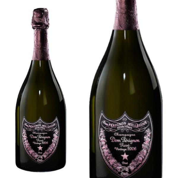 ドンペリニヨン ロゼ 2006年 750ml 正規 箱なし (フランス シャンパン)