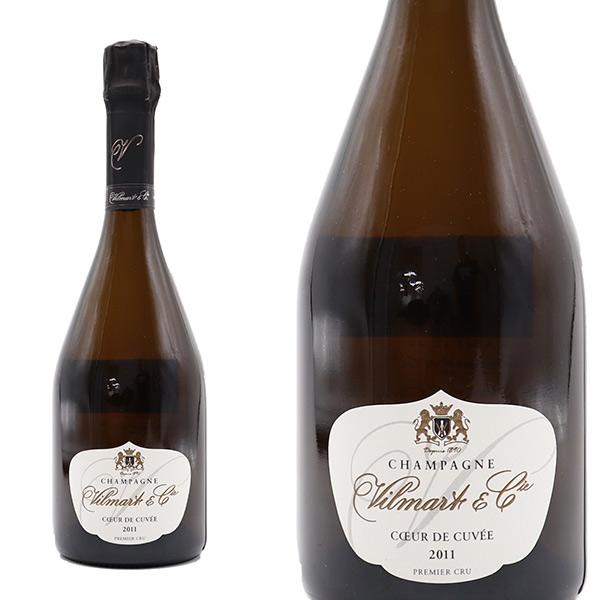 ヴィルマール エ シエ シャンパーニュ クール ド キュヴェ ブリュット プルミエ クリュ ミレジム 2011年 750ml フランス シャンパン