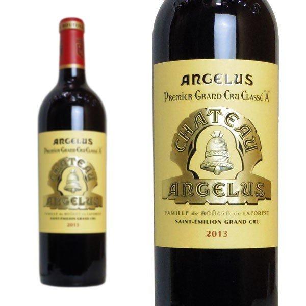 シャトー・アンジェリュス 2013年 750ml (フランス ボルドー サンテミリオン 赤ワイン)