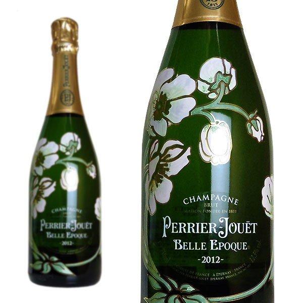 シャンパン ペリエ・ジュエ ベルエポック ブラン 2012年 正規 750ml (フランス シャンパーニュ 白 箱なし)