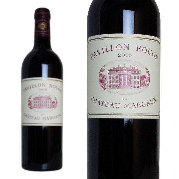 パヴィヨン・ルージュ・デュ・シャトー・マルゴー 2016年 シャトー・マルゴーセカンドラベル 750ml (フランス ボルドー 赤ワイン)